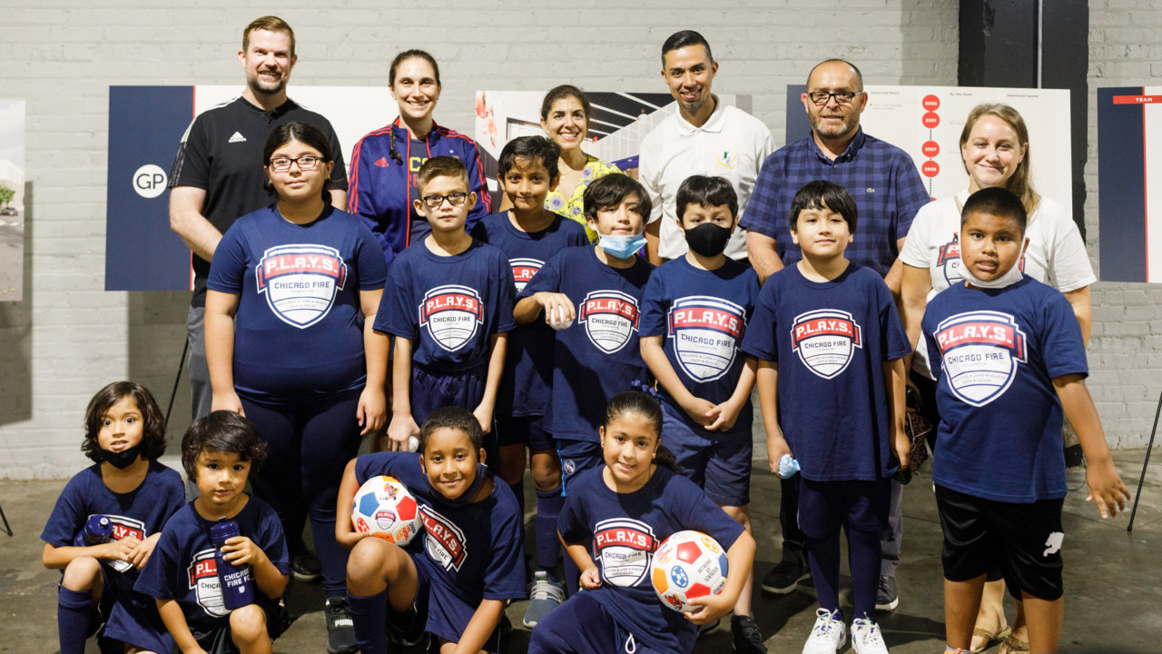 Chicago Fire Foundation to offer 20+ free hours of soccer programming from new home in North Austin